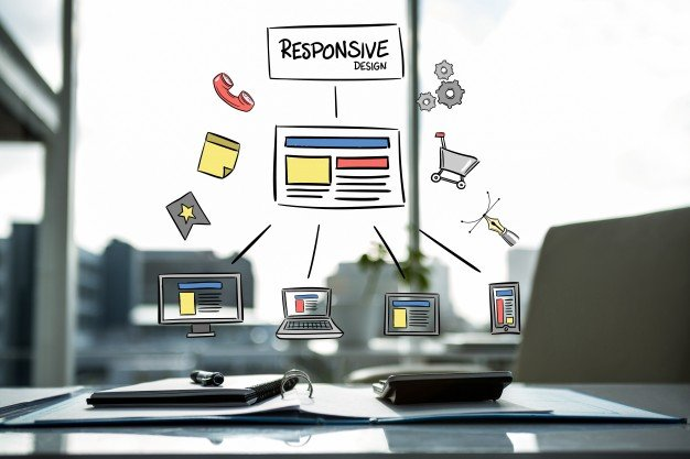 responsive web designing kochi