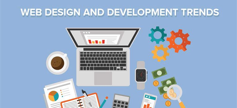 New Web designing and development Trends in KOCHI
