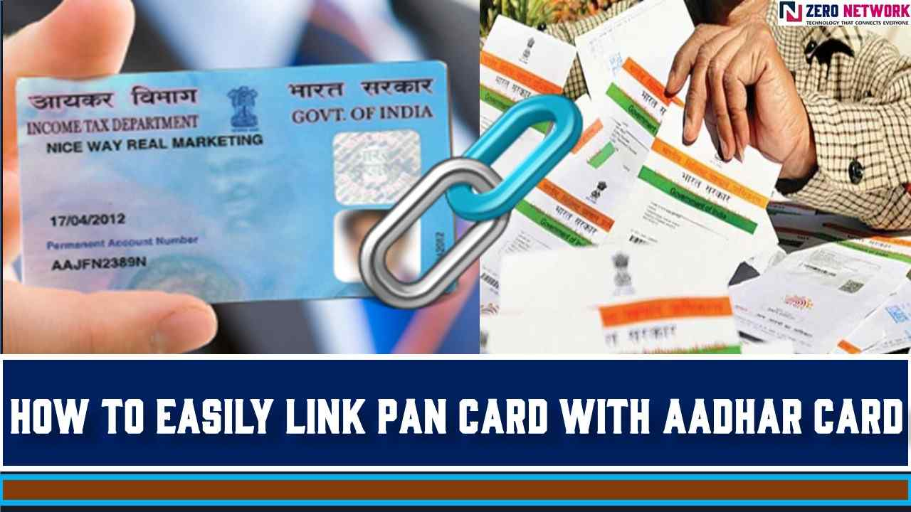 How to link your PAN card to Aadhaar card in simple steps