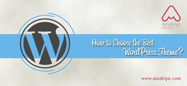 How to choose different theme for wordPress