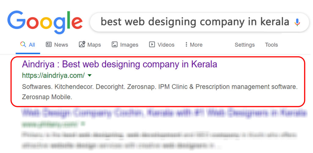 the best web designing company in kerala